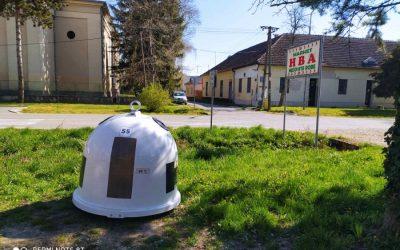 Postavljena zvona za staklenu ambalažu u tri seoske mesne zajednice